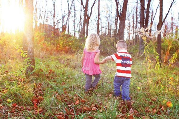 Закрилникът на дърветата – една от интересните детски игри на открито