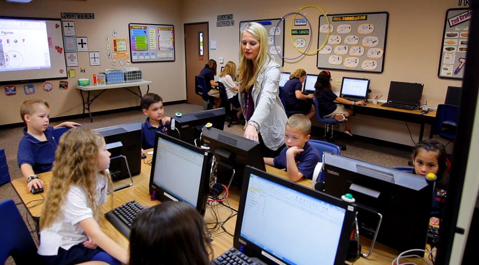 6 ползи при употребата на компютри в образованието